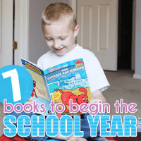 7 Books to Begin the School Year