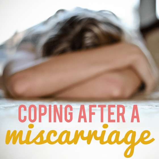 Coping after a Miscarriage
