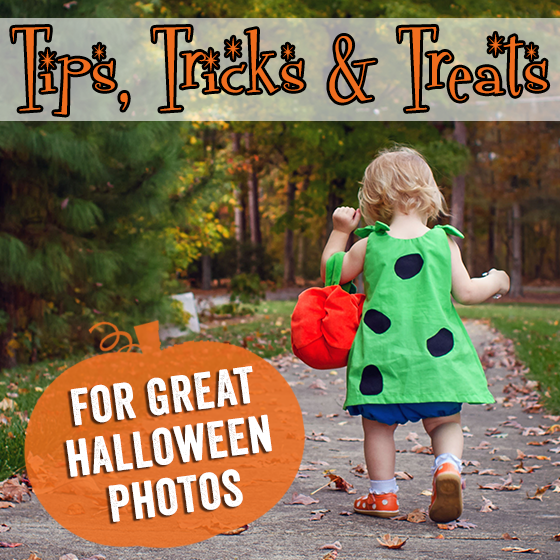 Tips Tricks and Treats for Great Halloween Photos