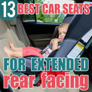 13 Best Carseats For Extended Rear Facing