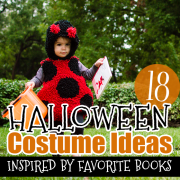 18 Halloween Costume Ideas Inspired By Favorite Books