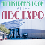 An insiders look at the ABC Expo