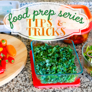 Food Prep Series-Tips And Tricks