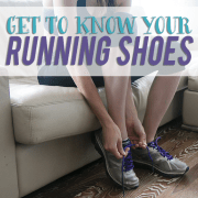 Get to know your running shoes