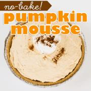 No-Bake Pumpkin Mousse opt 2