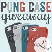 Pong Case Giveaway