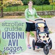 Stroller Guide Urbini Avi Pin Image