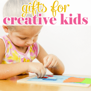 gifts for creative kids