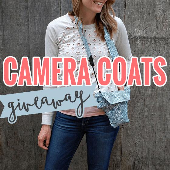 Camera Coats GIveaway