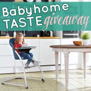 Babyhome Taste Giveaway