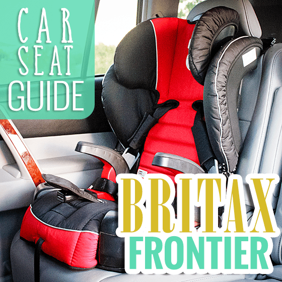 Car Seat Guide Britax Frontier