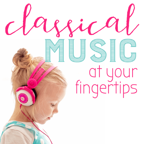 Classical Music at Your Fingertips