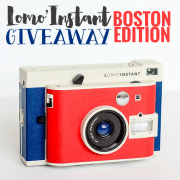 LomoInstant Boston Edition Giveaway