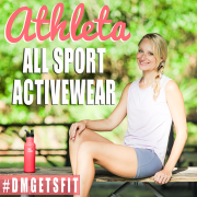 Athleta All Sport Activewear #DMGetsFit