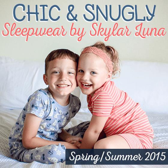 Organic and Adorable Sleepwear by Skylar Luna2