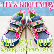 Fun and Bright Shoes for Kids See Kai Run S S 2015 5