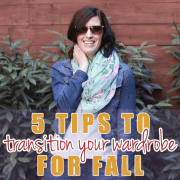 5 Tips to Transition Your Wardrobe 4