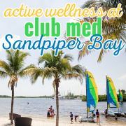 Active Wellness at Club Med Sandpiper Bay