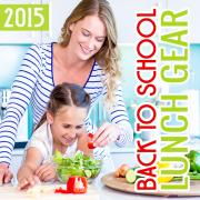 Back to School Lunch Gear 2015