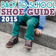 Back to School Shoe Guide 2015