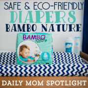 Daily Mom Spotlight Safe and Eco-Friendly Diapers Bambo Nature