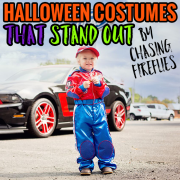 Halloween Costumes that Stand Out by Chasing Fireflies