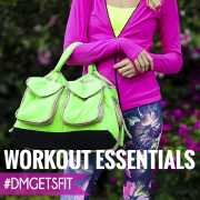Workout Essentials dmgetsfit 3