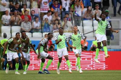 Nigeria vs Iceland: How PDP reacted to Super Eagles' win - Daily Post Nigeria