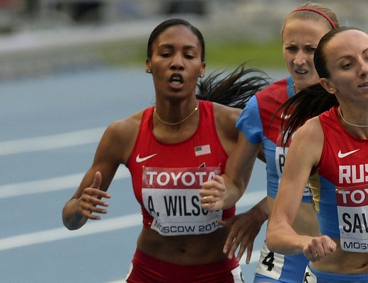 5 Questions with Ajee' Wilson