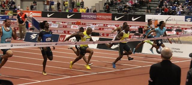 World Indoor Championships Over/Unders