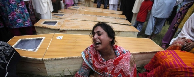 pakistan attack photo
