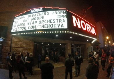 A Normal Night at the NorVa?