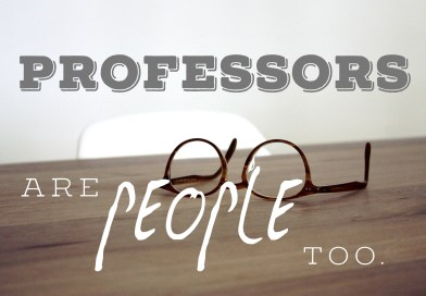 Professors Are People Too: Dr. Joshua McMullen