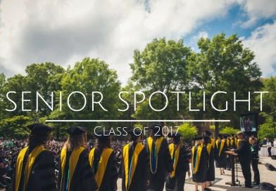 Senior Spotlight: Sam Morgan