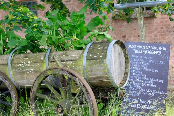 From Fugleberggaard Farm