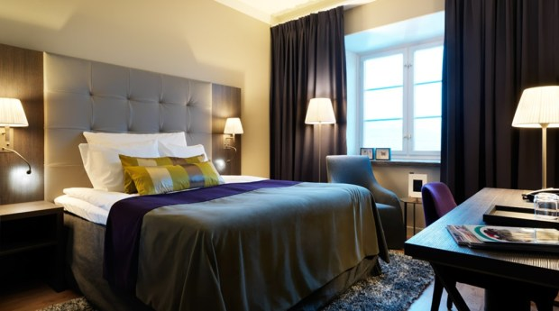 Room in Post hotel, Gothenburg