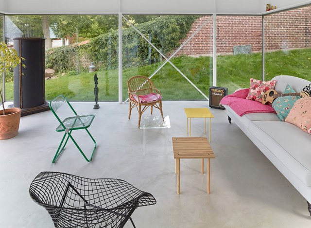A Swedish Home of Tenderness and Contrast