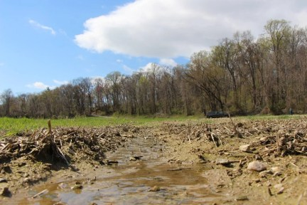 Puddles, ponds, ditches, ephemerals -- the EPA wants to regulate it all. (Photo: American Farm Bureau Facebook)