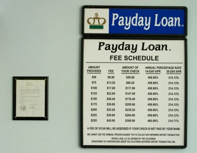 Payday Lending Industry Faces More Government Scrutiny