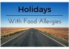 holidays with food allergies