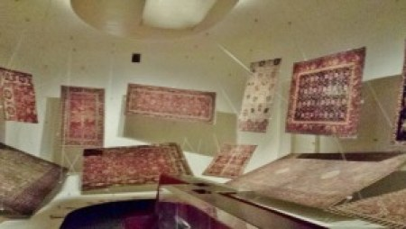 MAK's Rug Collection Exhibition