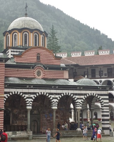 Rila Monastery Nativity of the Virgin Church