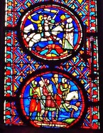 Stained Glass Detail(2)