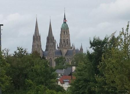 Bayeux Day Trip During Three Week Rouen Residency
