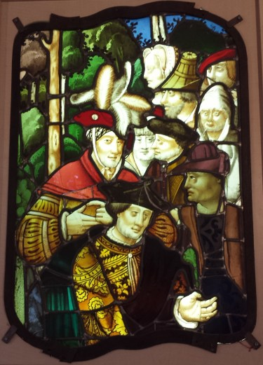 rouen-antiquities-museum-renaissance-stained-glass