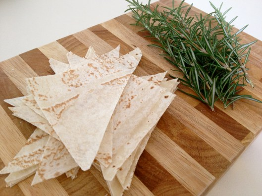 Rosemary and wraps