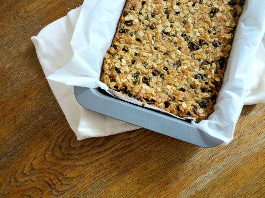 Honey Oat Bars