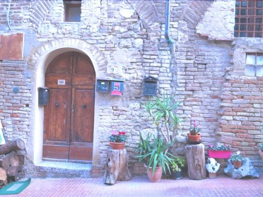 Favourite town; San Gimignano