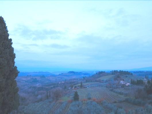 view in San Gimiagno