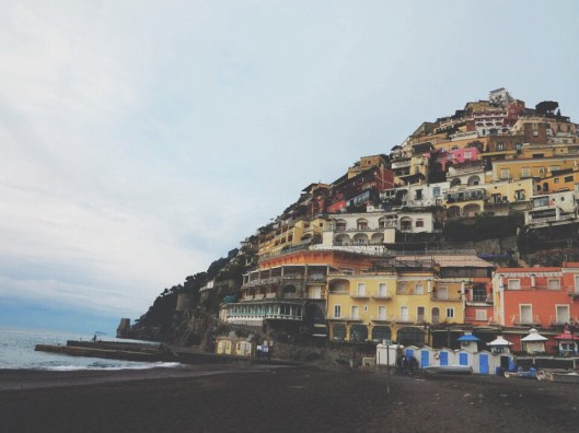 Jaw dropping right? ~ Positano